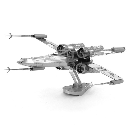Star Wars - X-Wing Fighter 3D Metal Model Kit