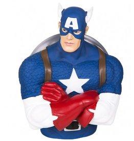 Captain America - Bust Money Bank