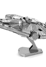 Star Wars - Millennium Falcon 3D Metal Model Kit