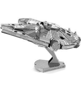 Star Wars - Millennium Falcon 3D Metal Model Kit