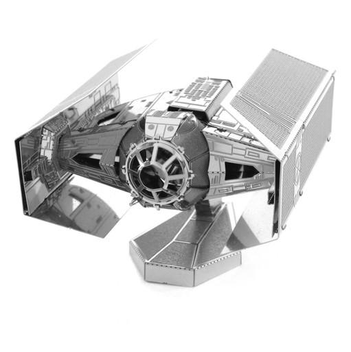Star Wars - Darth Vader Tie Fighter 3D Metal Model Kit