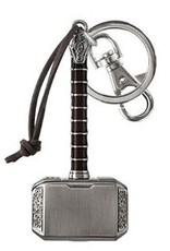 Thor - The Dark World Mjolnir Thor Hammer Colour Keyring