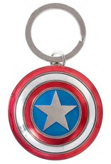 Avengers - Age of Ultron Captain America Shield Colour Keyring