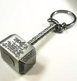 Thor - Mjolnir Thor Hammer Keyring