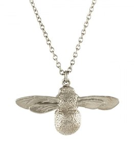 Alex Monroe - Baby Bee Sterling Silver Necklace