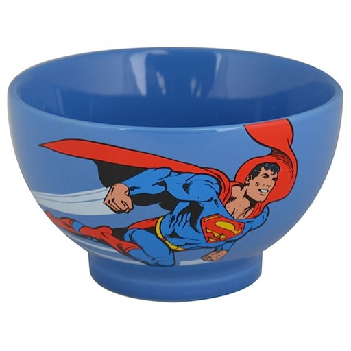 Superman - Ceramic Bowl