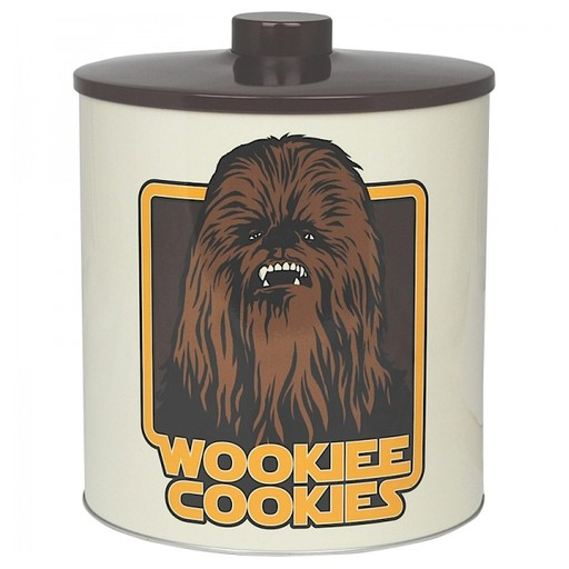 Star Wars - Wookiee Cookie Jar