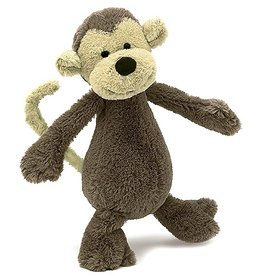 Jellycat - Small Bashful Monkey