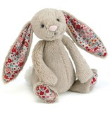 Jellycat - Small Bashful Blossom Beige Bunny