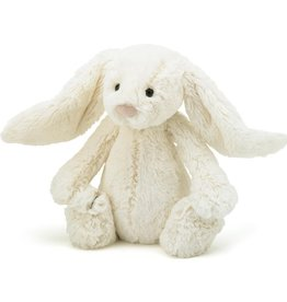 Jellycat - Medium Bashful Cream Bunny