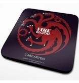 Game of Thrones - House Targaryen Sigil Coaster
