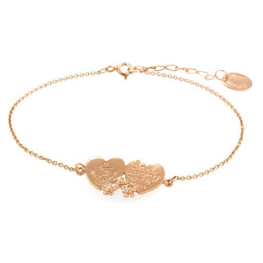 Alex Monroe - Sail Away With Me Rose Gold Bracelet