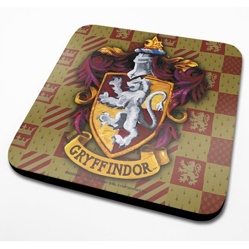 Harry Potter - Gryffindor House Crest Coaster