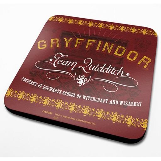 Harry Potter - Gryffindor Quidditch Coaster