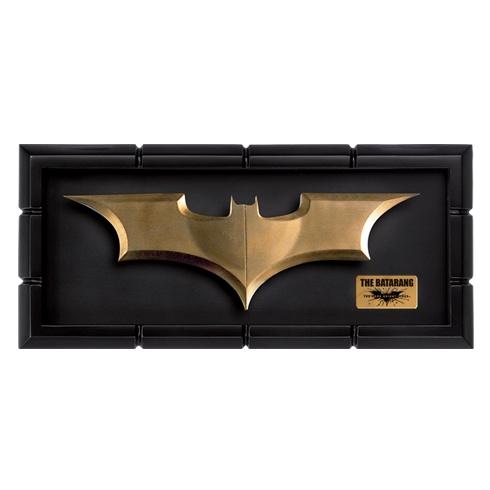 The Dark Knight - The Batarang Prop Replica