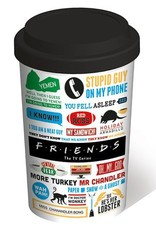 Friends - Iconographic Thermal Travel Mug