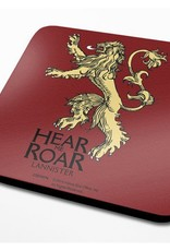 Game of Thrones - House Lannister Sigil Coaster
