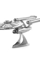 Star Trek - U.S.S. Enterprise NNC-1701 3D Metal Model Kit