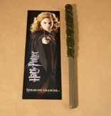 Harry Potter - Hermione Wand Pen & Bookmark