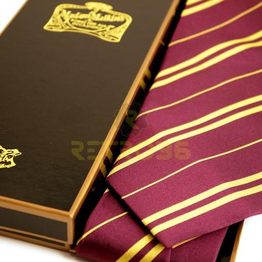 Harry Potter - Gryffindor House Tie in Silk