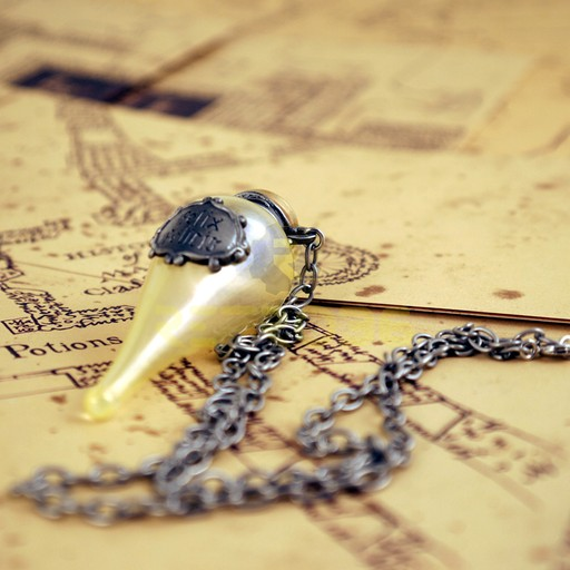 Harry Potter - Felix Felicis Pendant