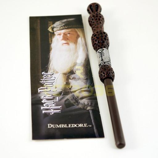 Harry Potter - Dumbledore Wand Pen & Bookmark