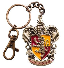 Harry Potter - Gryffindor House Crest Keychain
