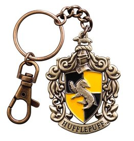Harry Potter - Hufflepuff House Crest Keychain
