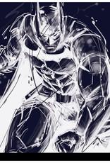 Batman - Arkham Knight Fist Canvas Print