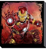 Avengers - Age of Ultron Iron Man Art Canvas Print