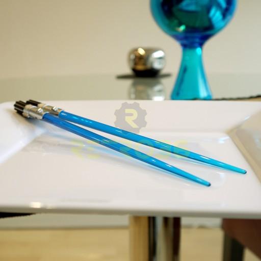 Star Wars - Luke Skywalker Lightsaber Chopsticks - Blue