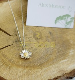 Alex Monroe - Big Daisy Necklace