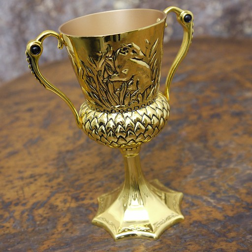 Harry Potter - The Helga Hufflepuff Cup