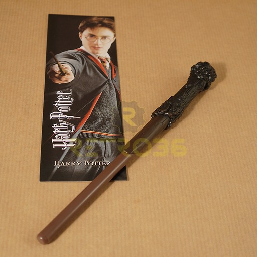 Harry Potter - Harry Potter Wand Pen & Bookmark