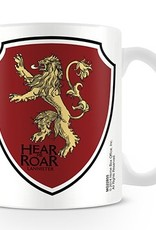 Game of Thrones - House Lannister Sigil Mug
