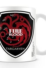 Game of Thrones - House Targaryen Sigil Mug