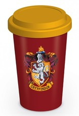 Harry Potter - Gryffindor Crest Thermal Travel Mug