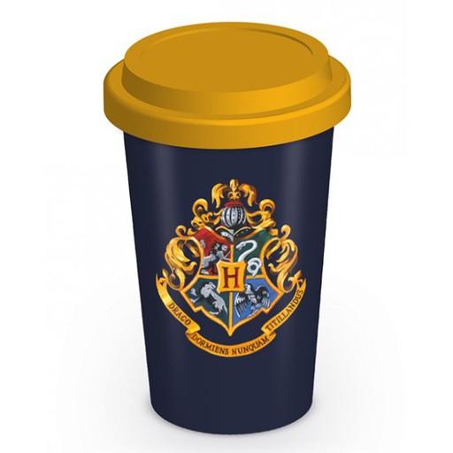 Harry Potter - Hogwarts Crest Thermal Travel Mug