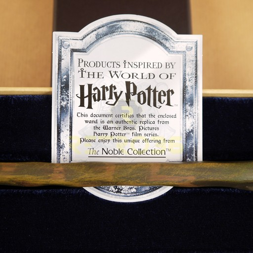 Harry Potter - Ron Weasley Wand in Ollivander's Box