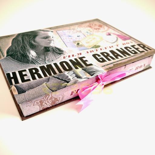 Harry Potter - Hermione Granger Artefact Box