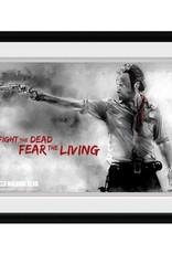 The Walking Dead - Rick Grimes Framed Print