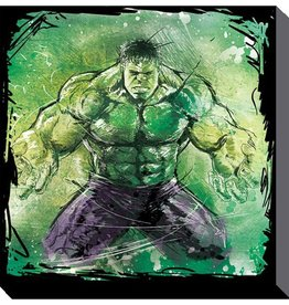 Avengers - Age of Ultron Hulk Art Canvas Print