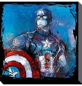 Avengers - Age of Ultron Captain America Art Canvas Print