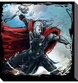Avengers - Age of Ultron Thor Art Canvas Print