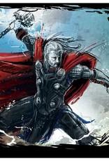 Avengers - Age of Ultron Thor Art Canvas Print