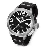 TW Steel - Canteen TW22 Black 50mm Men's Watch