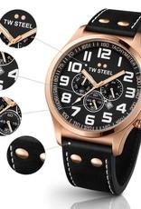 TW Steel - Pilot TW419 Chronograph 48mm Men's Watch