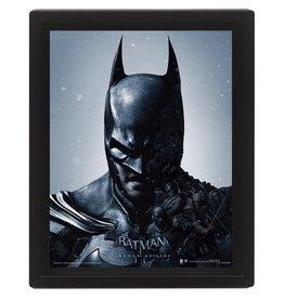 Batman - Arkham Origins 3D Framed Print