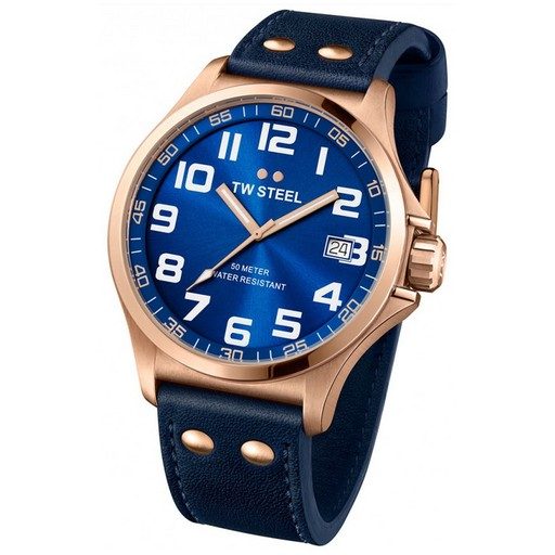 TW Steel - Pilot TW404 45mm Men's Watch