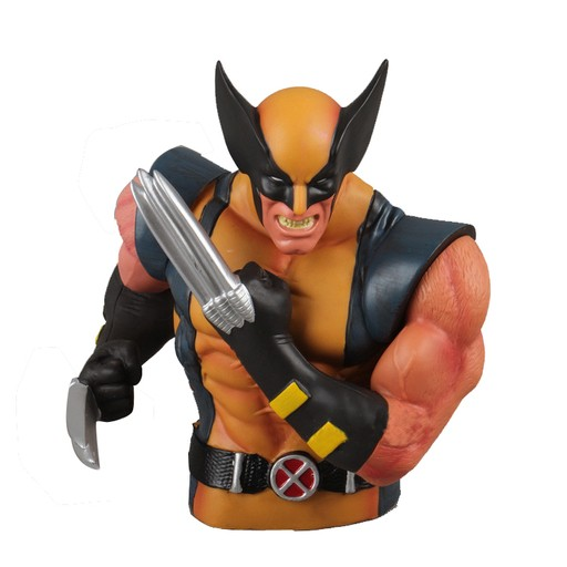 Wolverine - Bust Money Bank